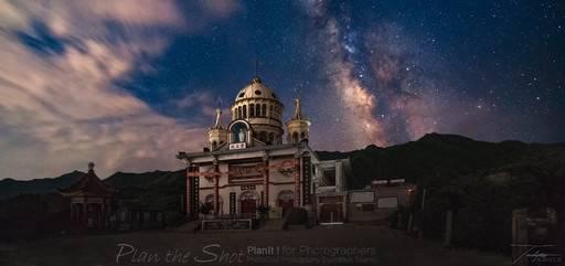 LaoT-圣母山银河