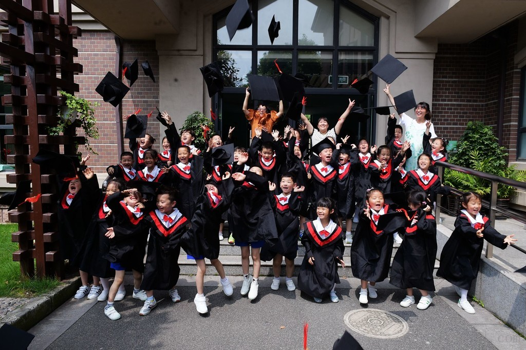 孩子们的毕业季