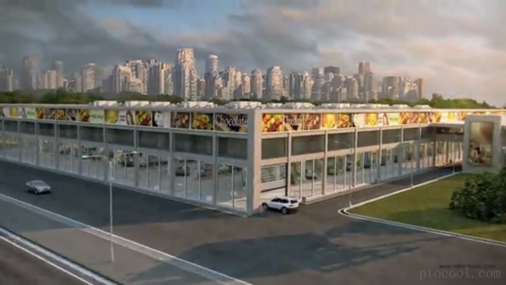 未来汽车超市