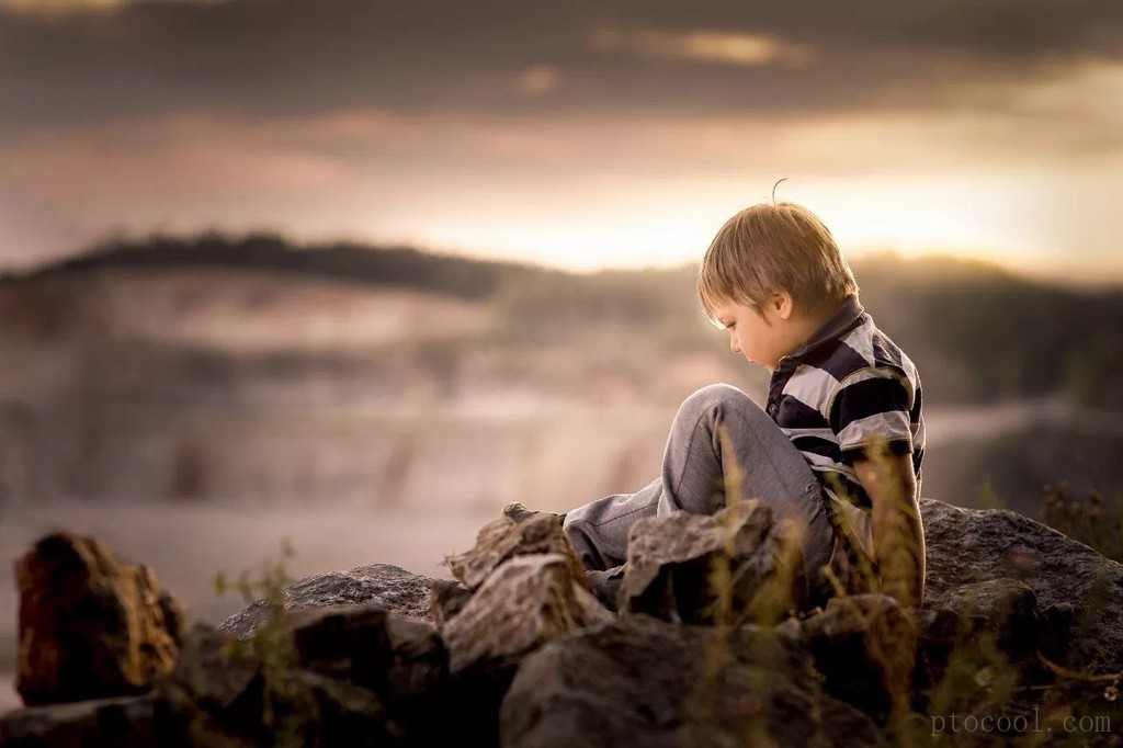 波兰摄影师和她梦幻的童话世界(秋)