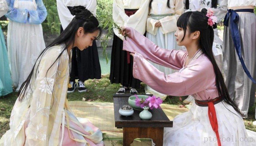 中国的情人节-三月三上巳节