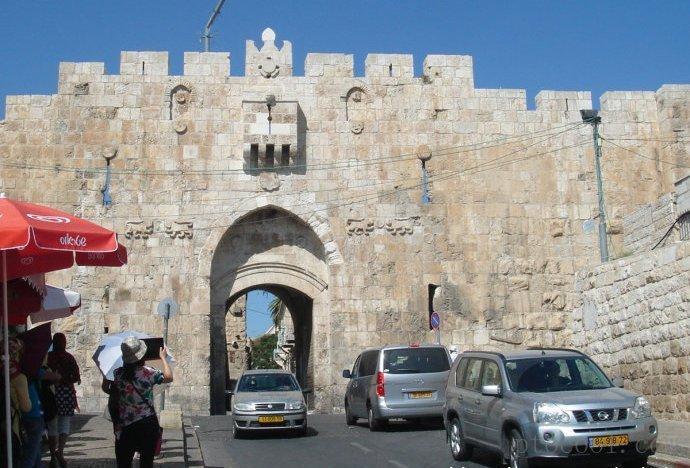 耶路撒冷. 1