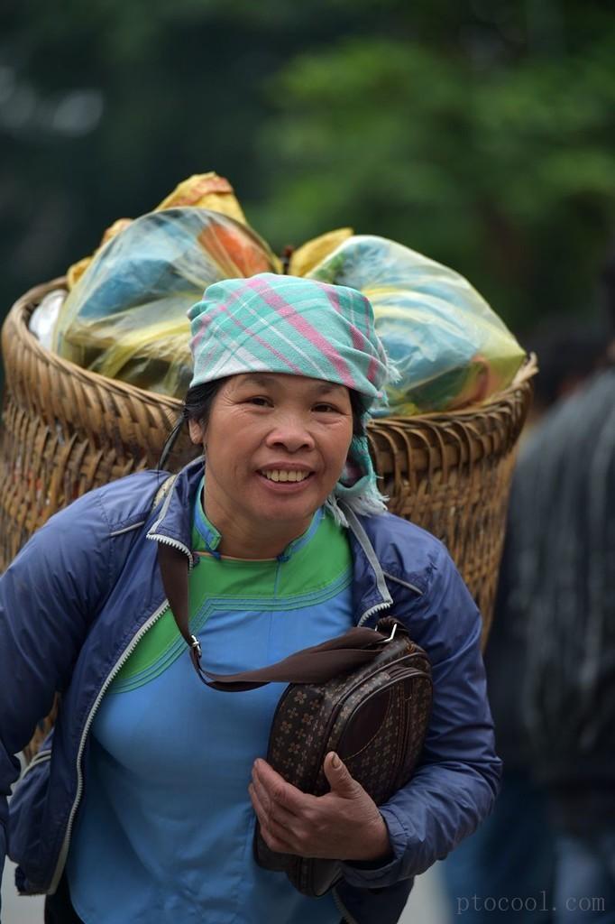 河口口岸 越南推客剪影