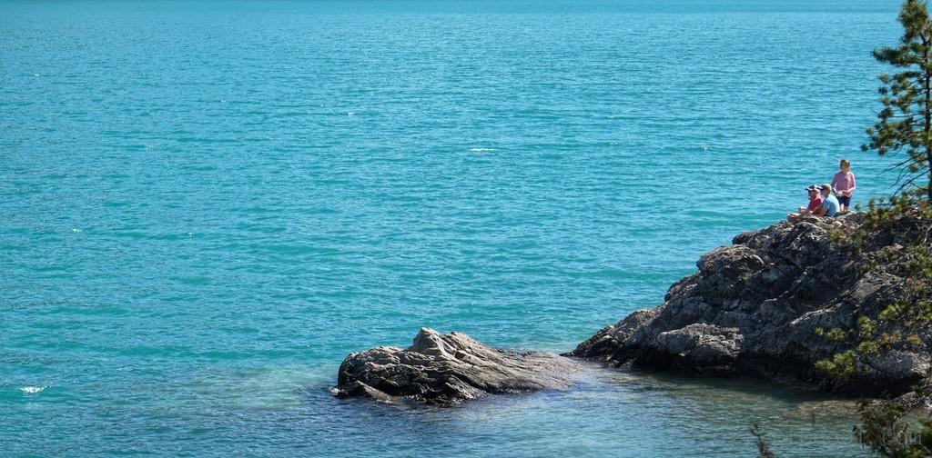 明尼旺卡湖.邂逅落基山 12
