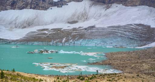 驼鹿湖&天使冰川.邂逅落基山20