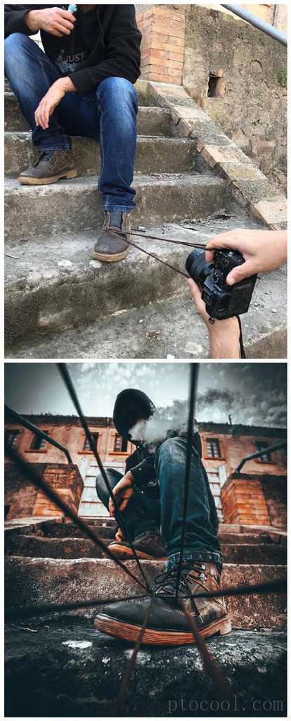 创意拍摄教程