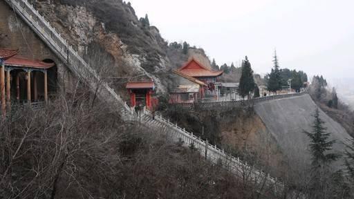 三门峡游记之天鹅湖和高阳山