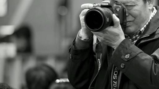 摄影人的精神。