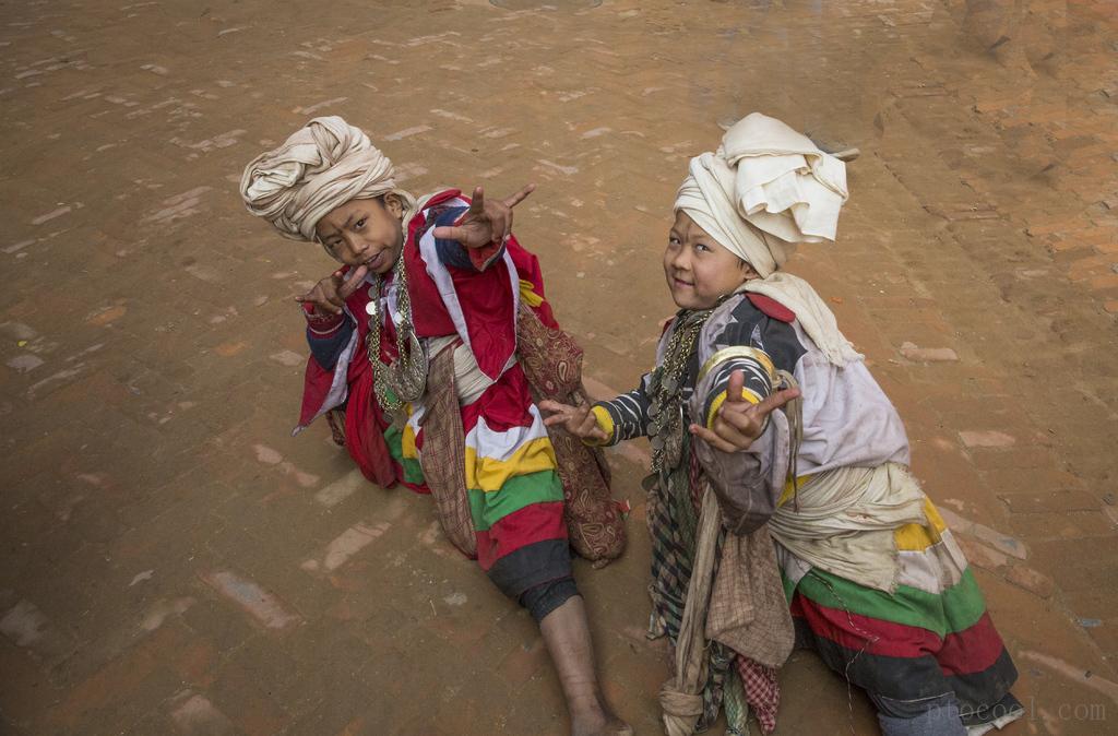 众神的国度___尼泊尔灵魂之旅。