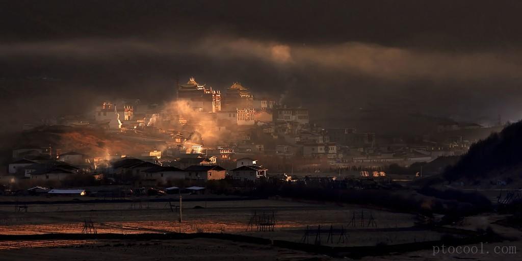 浮图酷推荐摄影人——沙尘暴